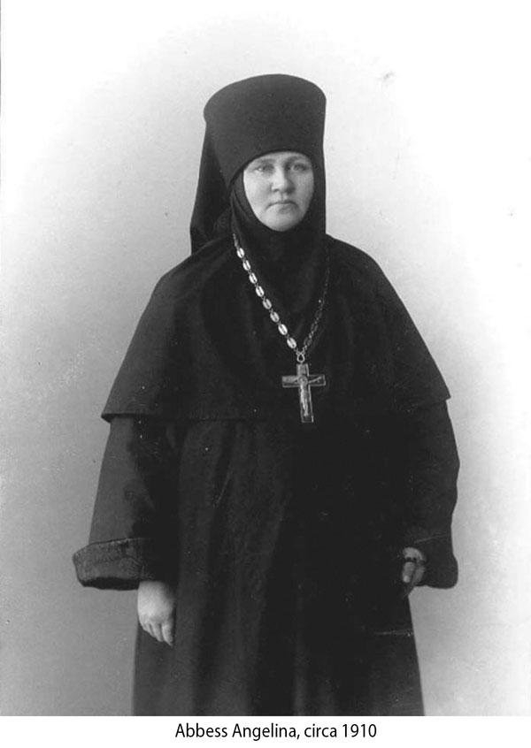 Abbess Angelina